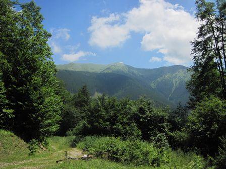 Hreben Prasivej od Fedorky