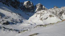 Velka studena dolina