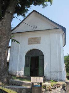 Kaplnka na Spanej doline