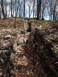 Archeologicka sonda na Pustom hrade