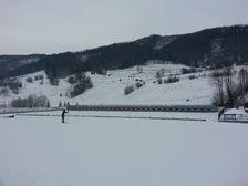 Osrblie - Biatlon areal