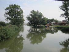 Batov kanal - pristav