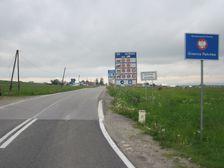 Hranicny priechod Sucha hora - Chocholow