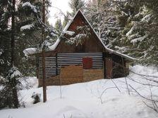 Chata v Jaloveckej doline
