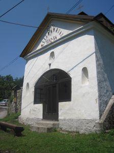 Misionarska kaplnka na Spanej doline