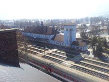 Zeleznicna stanica Ruzomberok