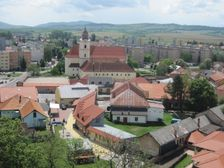 Filakovo od Filakovskeho hradu