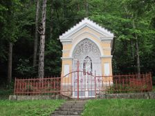 Kaplnka v Liskovej