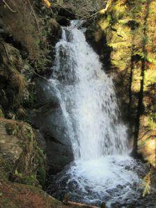 Vodopad v Jakubovanoch