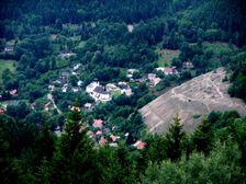 Spania dolina od Sachticiek