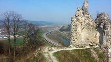 Povazsky hrad pri Povazskej Bystrici