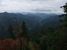 Lubochnianska dolina od Perusina a Kondracky