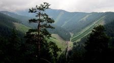 Klacianska dolina od Vrazenej