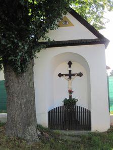 Kaplnka v Liptovskych Matiašovciach