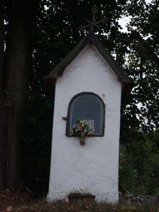 Kaplnka v Lubochni