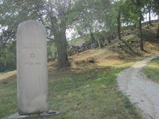 Zidovsky cintorin v Skalici