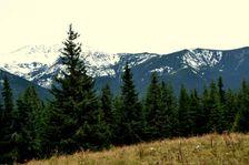 Jaloviarska hola smerom na Chabenec v jeseni