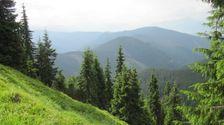 Klacianska dolina od Kozieho gruna