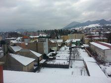 Pohlad na vychod od Bernolakovej ulice