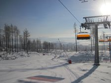 Zjazdovka v Tatranskej Lomnici