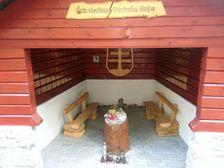 Symbolicky cintorin na Stodolke