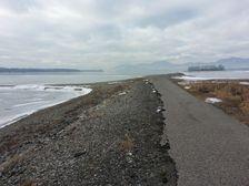 Stara cesta do RK popod Liptovsku Maru