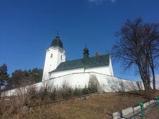 Kostol v Dovalove