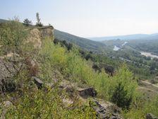 Sandberg a hrad Devin