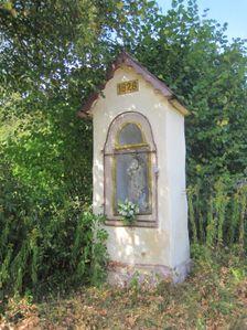 Kaplnka v Hrboltovej
