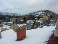 Pohlad na zapad od Bernolakovej ulice