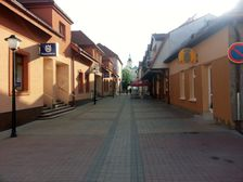 Krupina - nakupna zona