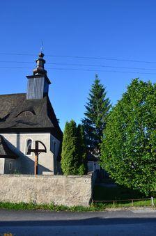 Príbovce, kostol svätého Šimona a Júdu