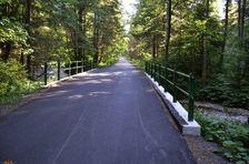 TZT 8648, nový asfalt & zrekonštruovaný most