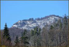 Majerova skala 1283m
