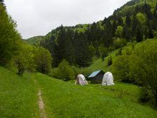 Cestou k Brankovskému vodopádu