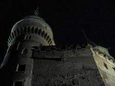 Bojnický zámok v noci