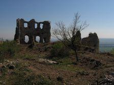 Turniansky hrad bez náletov