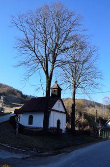 Vyšná Revúca, kaplnka