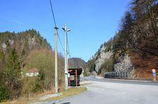 Zastávka Staré Hory