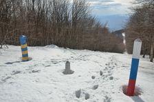 Poloniny zima 2017