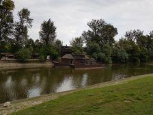 Vodný mlyn v Kolárove