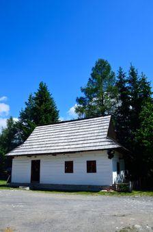 Múzeum liptovskej dediny v Pribyline