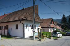 Černová, dom Andreja Hlinku, expozícia
