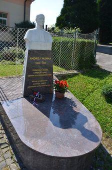 Andrej Hlinka, pamätník