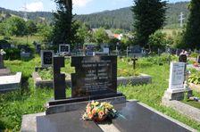 Černová, hrob Černovských Martýrov