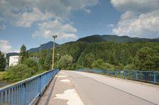 Hrboltová, most