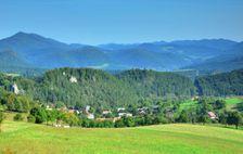 Kečka 822m & Prečínska kotlina & Súľovské vrchy
