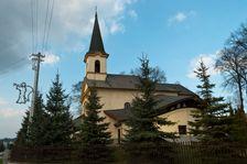 Kostol Malá Ida