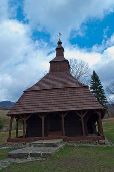 Kostolík Topoľa