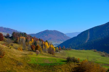 Revúcka dolina & Stibor 1006m